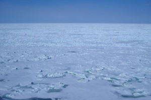 Notoromisaki Drift ice.